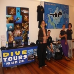 Sundive and Byron Bay Dive Centre at the Underwater Village