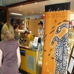 MadFish wines at Marine Visions launch
